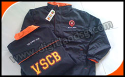 P407: Corporate Jacket with Embroidery Logo