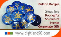 P304: Button Badges | Customise Printing
